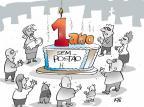 Iotti: confira a charge deste sábado (12) Iotti/Iotti