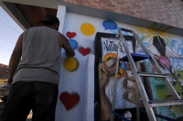 Homenagens tentam preservar a memória de Naiara em Caxias do Sul Marcelo Casagrande/Agencia RBS