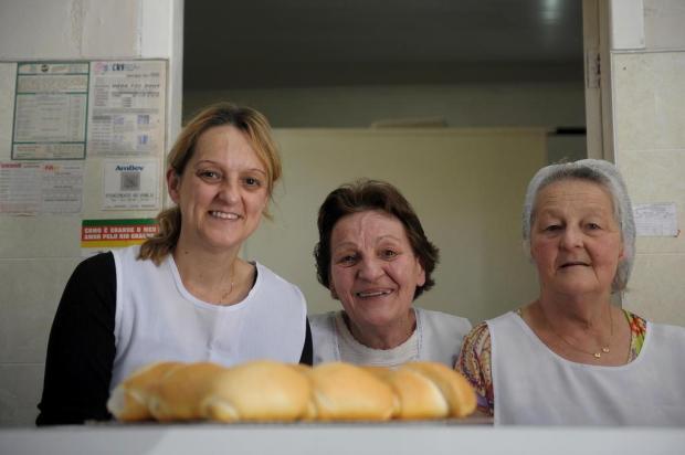 Confeitaria é o forte da padaria Santa Catarina, em Caxias do Sul Lucas Amorelli/Agencia RBS