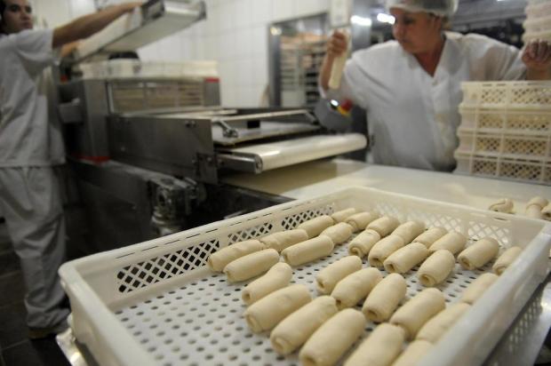 Com fabricação de 100 mil pães congelados por dia, padaria de Caxias quer dobrar produção até metade de 2020 Lucas Amorelli/Agencia RBS