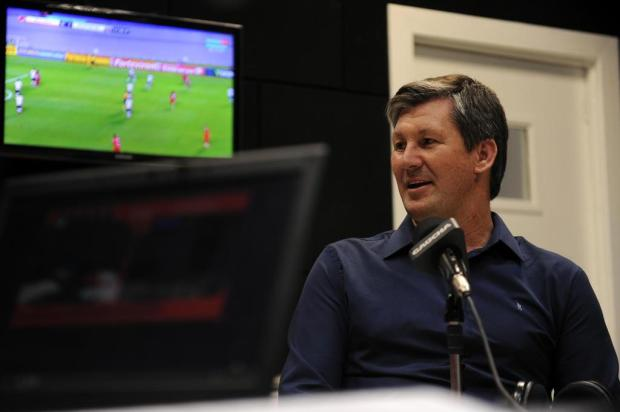 """""""Estamos quase acertados com dois ou três jogares"""", diz gerente do Caxias sobre o time de 2020 Marcelo Casagrande/Agencia RBS"""