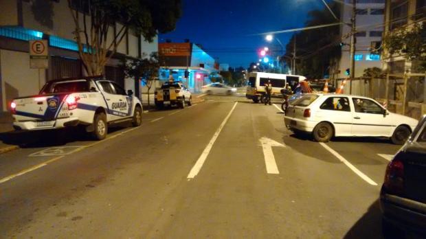 44 motoristas são flagrados por embriaguez em três horas de fiscalização em Caxias e Bento Gonçalves Divulgação / Prefeitura Caxias do Sul/Prefeitura Caxias do Sul