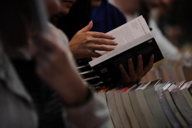 Veja a lista dos livros mais vendidos na Feira do Livro de Caxias do Sul Antonio Valiente/Agencia RBS