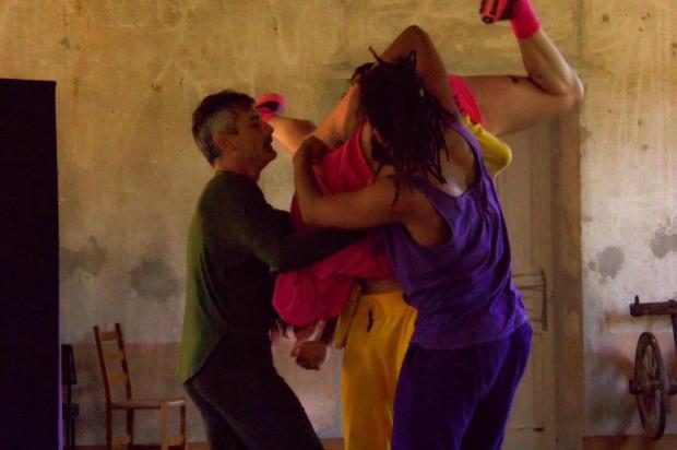 Espetáculo do Grupo Quarta Parede tem apresentações gratuitas nesta semana, em Caxias do Sul Matheus Caregnato Sacchet/Divulgação