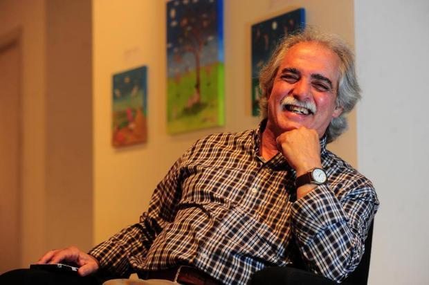 Em Caxias, escritor uruguaio defende financiamento público para criação artística Porthus Junior/Agencia RBS