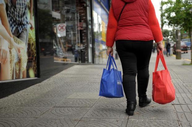 Campanha estimula redução de uso de sacolas plásticas em Caxias Lucas Amorelli/Agencia RBS