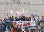 Greve dos servidores do judiciário deve se intensificar nos próximos dias Alcyone da Silva Rosa / Divulgação/Divulgação