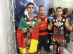 Atleta caxiense conquista Campeontato Brasileiro de Muay Thai Divulgação/