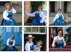 Galópolis escolhe sua mais bela nona Fotos Rosa Maria Diligenti / divulgação/divulgação
