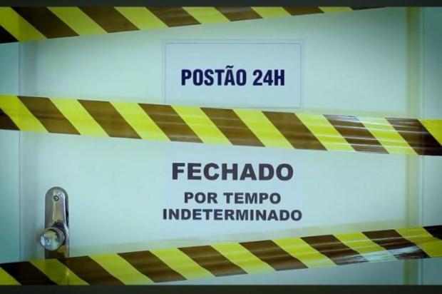 """Vídeo do Sindiserv cobra de Daniel Guerra """"portas abertas no atendimento à saúde"""" Facebook/Reprodução"""