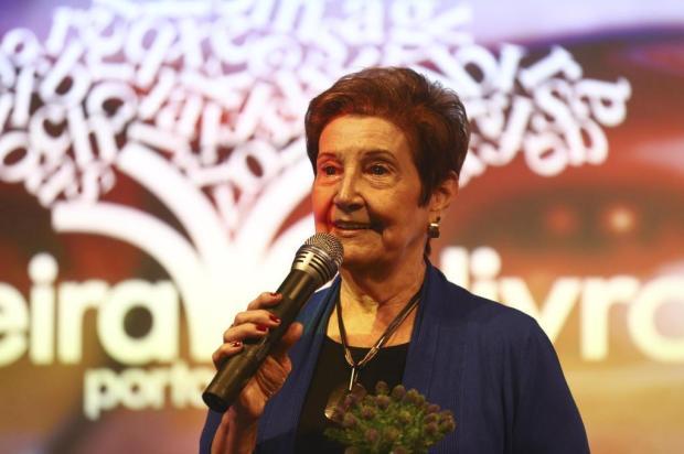 Patrona da Feira do Livro de Porto Alegre é da Serra Isadora Neumann/Agencia RBS