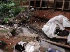 Chuva e lama invadem casas e derrubam muro em bairros de Caxias Antonio Valiente/Agencia RBS