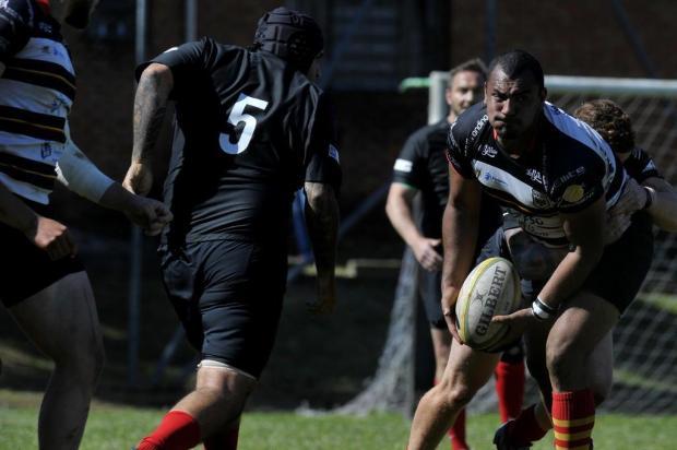 Serra Gaúcha Rugby bate o Band Saracens e garante vaga nas quartas de final do Super 13 Lucas Amorelli/Agencia RBS
