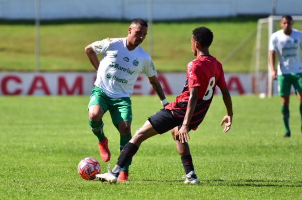 Classificado, Juventude perde para o Athletico na Copa Sul Sub-19 Gabriel Tadiotto / Juventude, Divulgação/Juventude, Divulgação