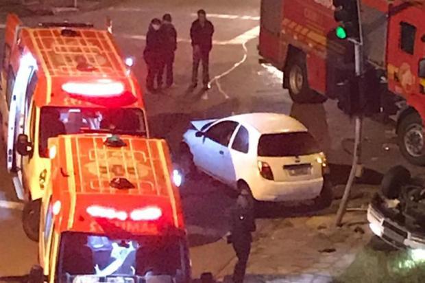 Mulher e criança de dois anos morrem em acidente de trânsito em Caxias Nelci Neuri Piicinini/Acervo pessoal
