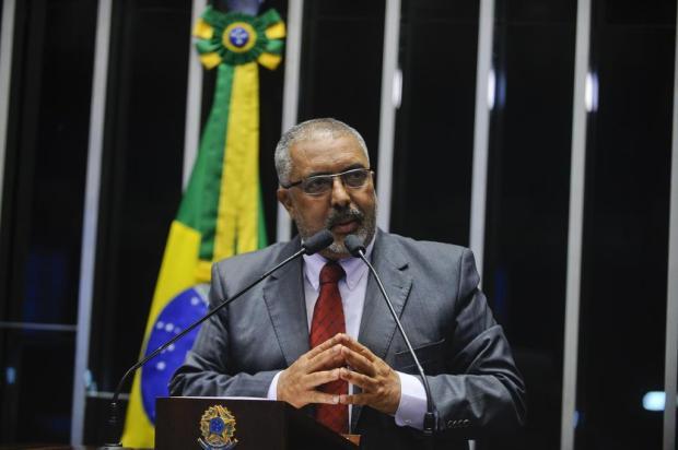 """""""A reforma é cruel, com prejuízo para todos"""", critica senador Marcos Oliveira/Agência Senado/Divulgação"""