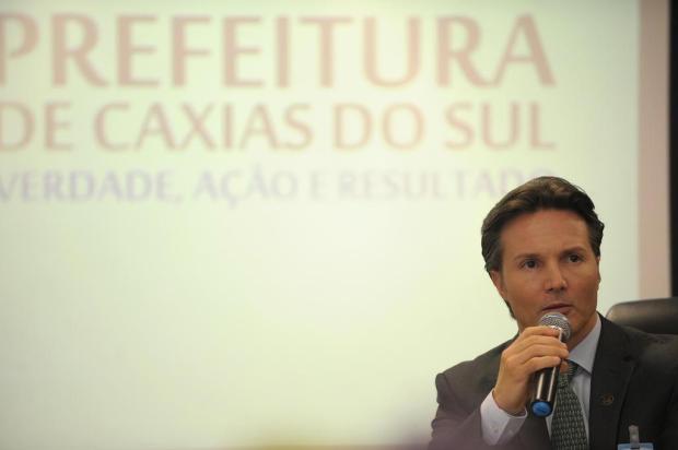 O prefeito Daniel Guerra irá depor no processo de impeachment? Lucas Amorelli/Agencia RBS