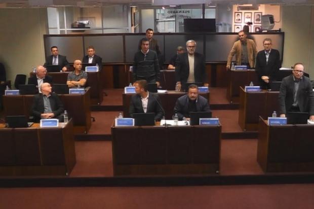Câmara de Bento abre processo de cassação de vereador Facebook/Divulgação