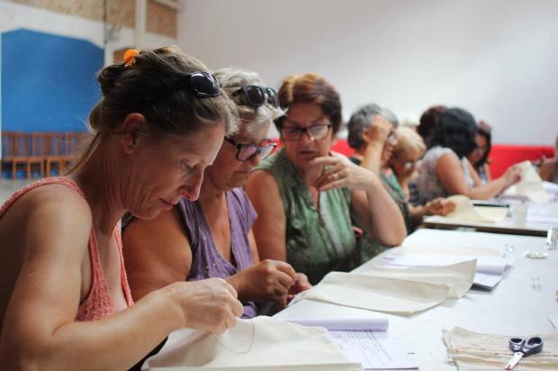Projeto Finestra oferece 11 oficinas gratuitas de artesanato em Caxias Rayza Roveda/Divulgação