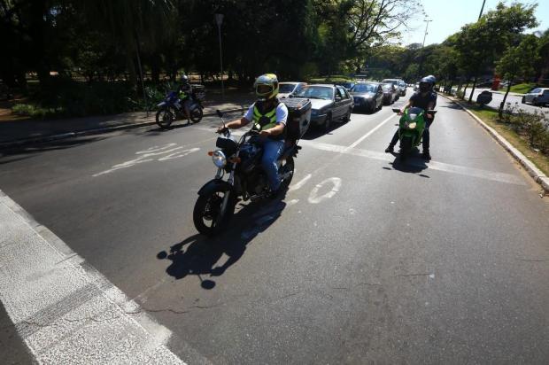 Acidentes com motociclistas são fruto de despreparo, afirma presidente do Sindimoto/RS Tadeu Vilani/Agencia RBS