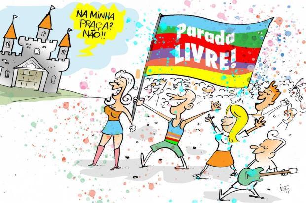 Iotti: Parada Livre em Caxias do Sul? Iotti/Iotti