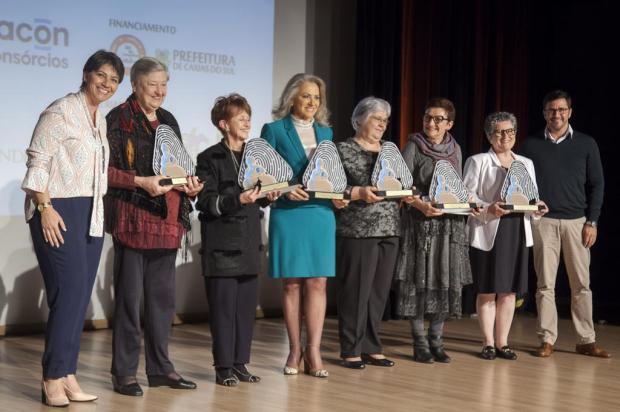 Com atuação na área da cultura e do social, mulheres são homenageadas pela Aldeia Sesc Tatieli Sperry/Divulgação