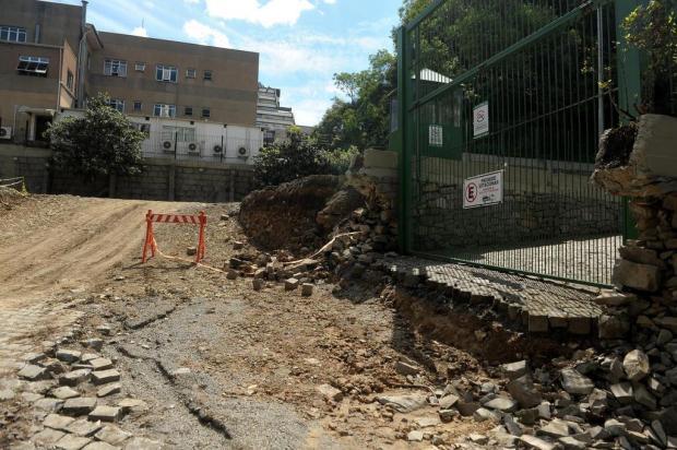 Justiça determina demolição de rampa construída pela prefeitura de Caxias do Sul Lucas Amorelli/Agencia RBS
