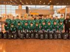 Times sub-11 e sub-13 do Juventude disputam torneio na Espanha Juventude/Divulgação