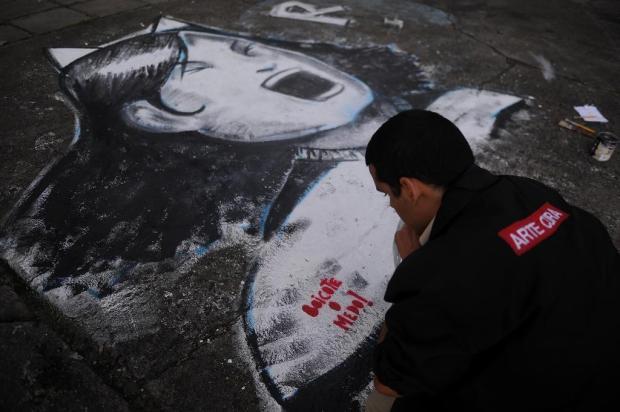 Projeto que valoriza o grafite em Caxias é aprovado pela Câmara de Vereadores Marcelo Casagrande/Agencia RBS