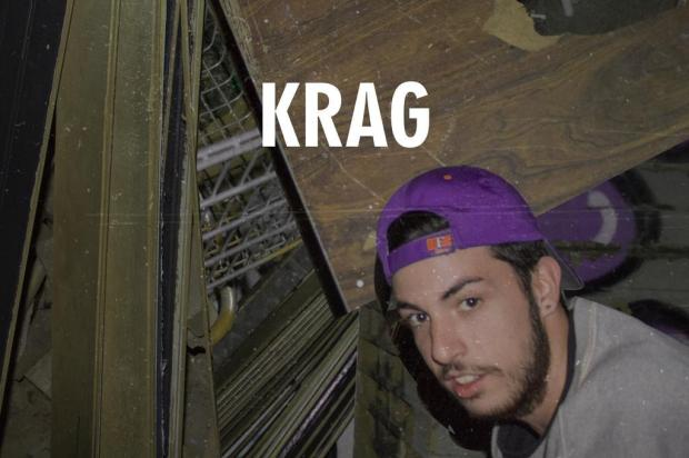 """MC Krag lança single """"6AM"""" nas plataformas digitais nesta sexta Reprodução/Reprodução"""