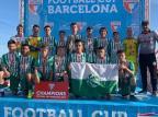 Base do Juventude conquista torneio em Barcelona Divulgação / Divulgação / EC Juventude/Divulgação / EC Juventude