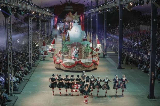 Natal Luz recebe cerca de 140 mil pessoas nos três primeiros dias Cleiton Thiele / Divulgação/Divulgação