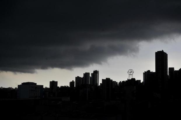 VÍDEO: formação de nuvens impressiona na Serra Lucas Amorelli/Agencia RBS