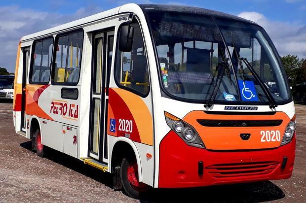 Neobus, de Caxias, cria versão de micro-ônibus para locais de difícil acesso Paulo Rasador/divulgação