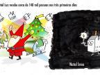Iotti: Natal Luz recebe cerca de 140 mil pessoas nos três primeiros dias Iotti/Iotti