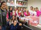 Estudantes doam mechas de cabelo para Banco de Perucas em Caxias Débora Valente/divulgação