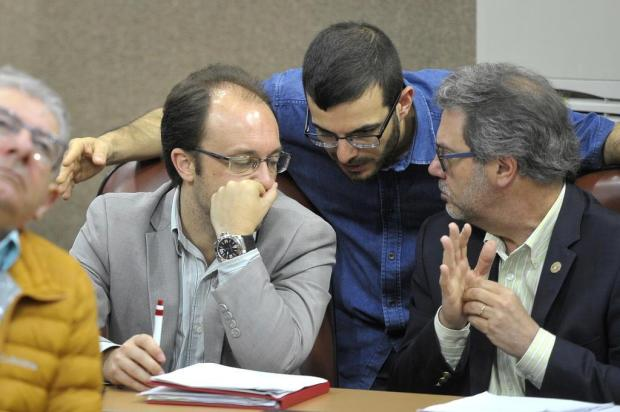Vereadores aprovam requerimento sobre as viagens do prefeito de Caxias neste ano Lucas Amorelli/Agencia RBS