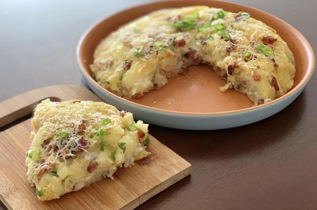 Na Cozinha: quer um jantar fácil? Saiba como preparar gratin de batata Lela Zaniol/Especial