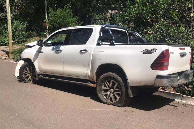 Polícia prende sete e buscas seguem a oitavo integrante de quadrilha que assaltou empresário em Gramado Tales Armiliato/Agência RBS