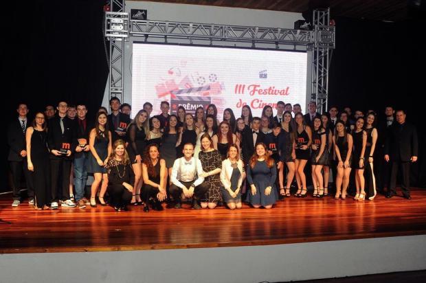 Filmes realizados por estudantes de escola em São Marcos abordam universo de gente grande Rogerio Formighieri/Divulgação