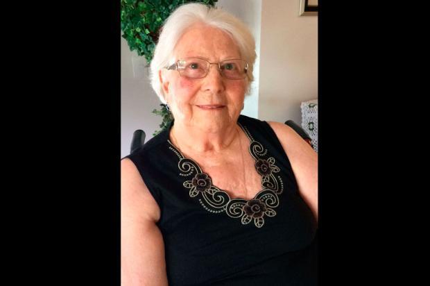 Morre, aos 91 nos, Elite Gianella Tonolli, filha de Matteo Gianella Acervo de família / divulgação/divulgação