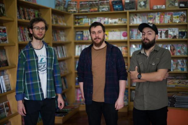 Ouça novo single da banda Fiz do Dia Minha Nostalgia Aline Cristiane Oliveira/Divulgação