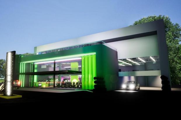 Rede investirá R$ 3 milhões para instalar 6ª academia na Serra Sin Arquitetura/divulgação
