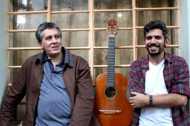 Misturando violão e poesia, Paulo Nunes e Victor Mendes se apresentam em Caxias Divulgação/Divulgação