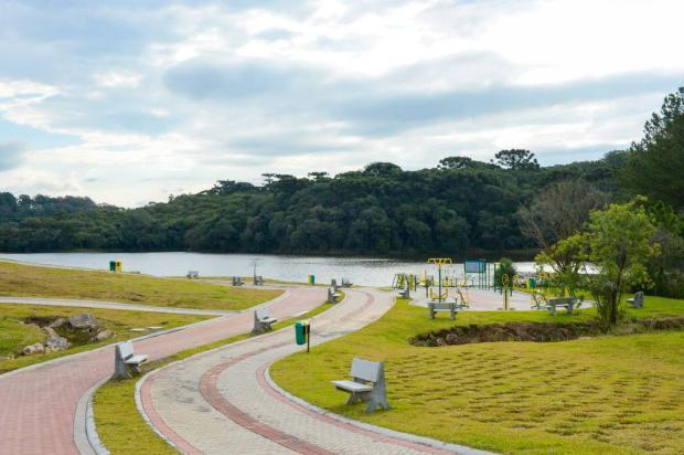 Parque das Araucárias, em Caxias do Sul, será inaugurado em janeiro de 2020 Mateus Argenta / Divulgação/Divulgação