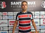 Caxias negocia com lateral-esquerdo para a temporada 2020 Divulgação / Santa Cruz FC/Santa Cruz FC