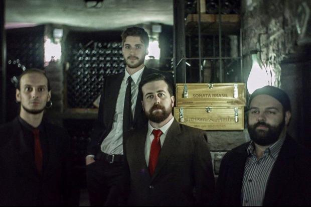 Bento-gonçalvenses da Trebbiano vão tocar no Pixel Show, em São Paulo Reprodução/Reprodução