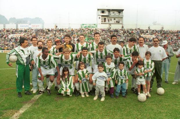 Juventude prepara comemoração dos 25 anos do título da Série B Gilmar Gomes/Agencia RBS