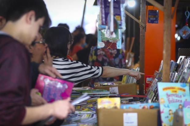 Rodoviárias do interior do Estado participam de parceria com a Feira do Livro de Porto Alegre Isadora Neumann/Agencia RBS