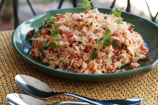 Na Cozinha: quer aprender a fazer arroz com siri? Carlos Macedo/Carlos Macedo